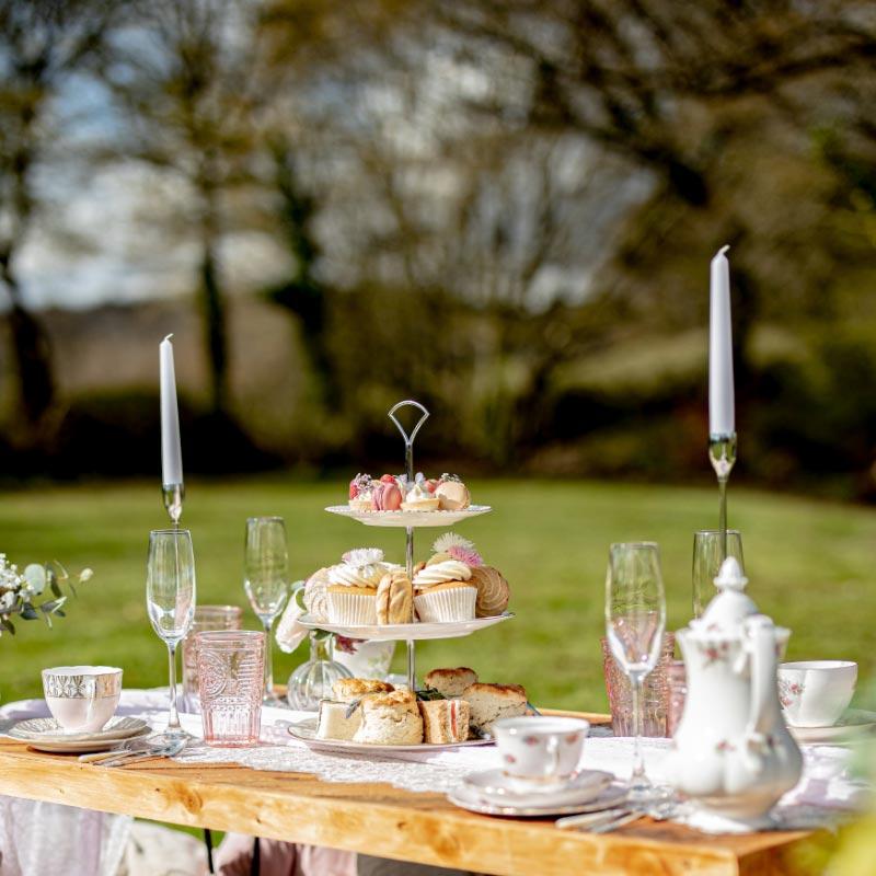 The Rose Tea picnic - image